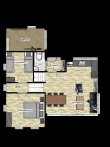 vakantiehuis type C