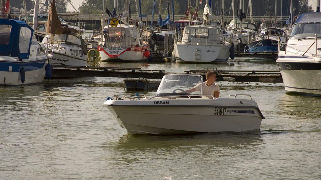 Consoleboot Dream Yachtcharter Tacozijl Lemmer